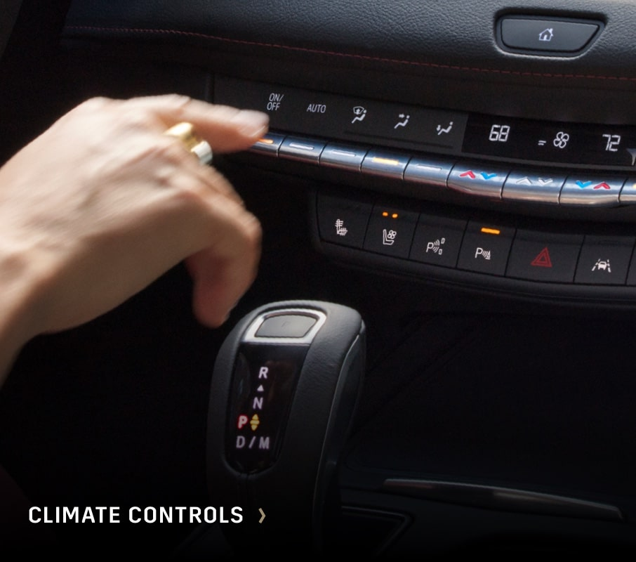 Cadillac: Climate Control