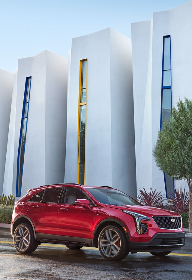 The Unmistakable 2021 XT4