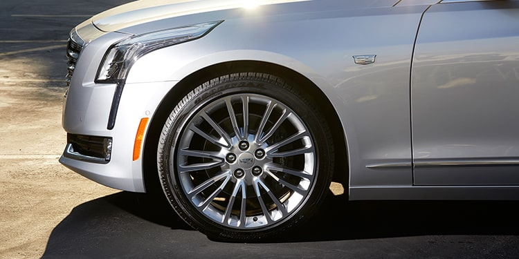 Find the Right Tires for your Cadillac