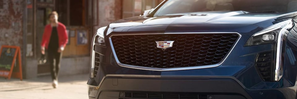 2019 Cadillac XT4 Crossover Front Grille